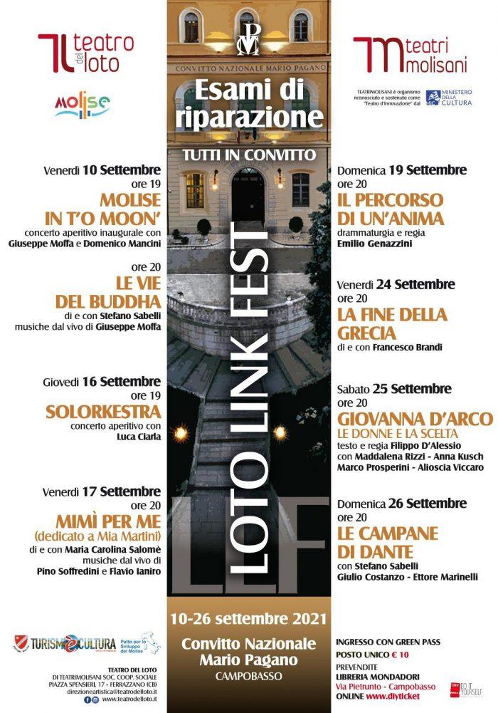 Convitto Mario Pagano – Loto Link Fest